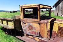 Homer's Truck by Kathleen Bishop