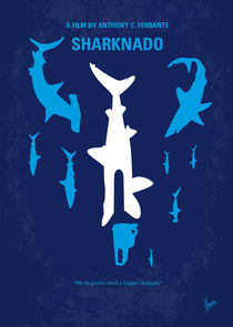 No216-my-sharknado-minimal-movie-poster