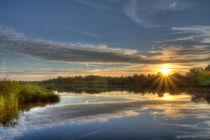 Morning light I by Ralph Patzel