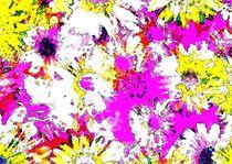 POP ART Blütenträume von Eckhard Röder