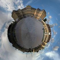 Planet Schönbrunn by Rudolf J.  Strutz