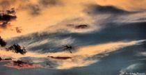 Dramatic Cloudscape by Dan Richards