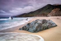 Garrapata Beach, CA by Chris Frost