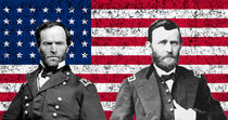 19-general-sherman-and-grant-american-flag