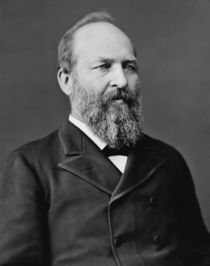 3-president-james-garfield-photo