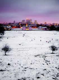 Greenwich view by Diana Canzano