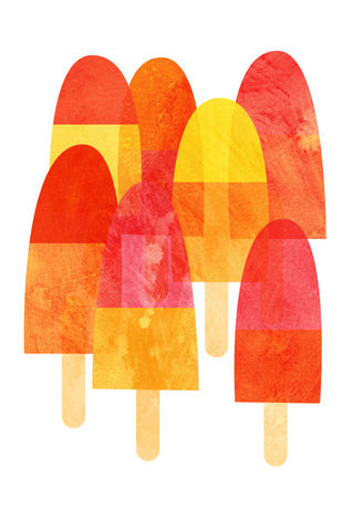 Ice-lollies