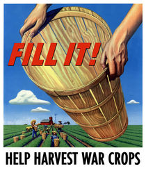 169-67-harvest-war-crops-ww2-poster