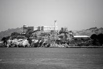 Flyby Alcatraz Island von agrofilms