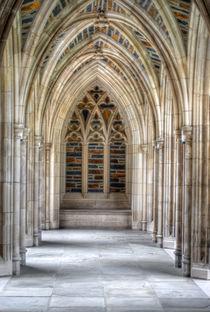 Arcs Of Duke Chapel by agrofilms