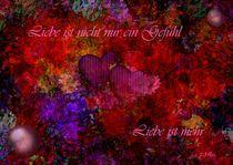 Liebe ist....... von Eckhard Röder
