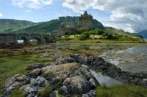 Eilean Donan Castle by Jacqi Elmslie