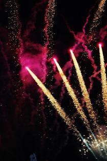Firework 1 by Michael Beilicke
