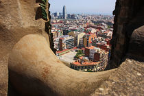 [barcelona] - ... the contrasts of the city von meleah