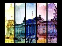 Der Reichstag von Eckhard Röder