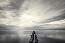 Horizont über der See by Thomas Mertens