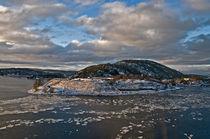 Icy Fortress by Peter Steinhagen