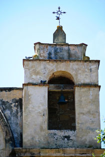 Bell Tower Carmel Mission by agrofilms