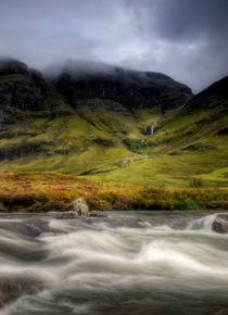 Glen Coe Tempest by Chris Frost