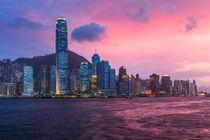 Hong Kong 04 von Tom Uhlenberg