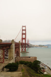 Golden Gate Bridge von Jean Booth
