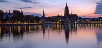 - Sonnenaufgang am Main - by steda-fotografie