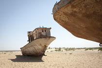 aral sea by cristina avincola