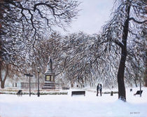 Painting-southampton-watts-park-in-the-snow