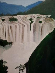Waterfalls by Pratyasha Nithin