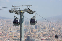 [barcelona] - ... high above the rooftops (no.2) by meleah