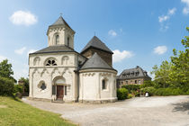 Matthias-Kapelle Kobern-Gondorf by Erhard Hess