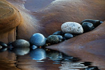 Reflected Stones by David Pringle