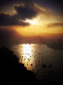 Urca sunset von Paulo Felix