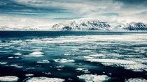 Isfjorden by Severin Sadjina