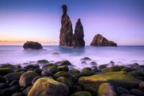 Stack Rock in Ribeira da Janela by Zoltan Duray