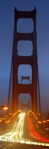 Golden Gate Bridge by usaexplorer
