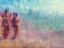 Shoreline girlfriends by Ale Di Gangi