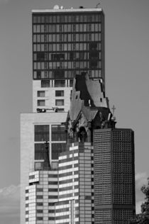 Baustelle Gedächtniskirche - building site Gedächtniskirche von mateart