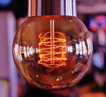 Glühbirne von Michael Beilicke