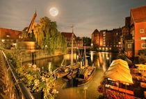 Lüneburger Nacht III by photoart-hartmann