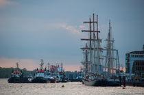 Hamburg Hafen IV von elbvue