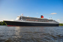 Queen Mary 2 II von elbvue
