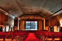 Klein Moskau - Kinosaal von URBAN ARTefakte