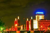 Duisburg bei Nacht von augenblicke