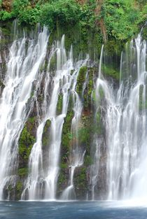 Waterfall (California) by usaexplorer