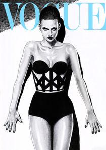 Vogue  by Tania Santos