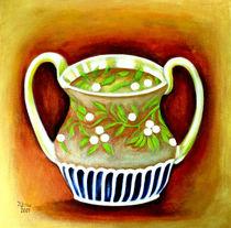 Schale mit zwei Henkeln von Irina Usova