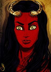 Die Krautur mit der goldenen Augen by Asta Legios