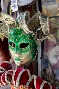 Venetian mask. by morten larsen
