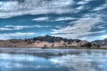 Blue Landscape von agrofilms